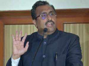 Article 370: There are issues in Kashmir, it'll be dealt with utmost sensitivity, says Ram Madhav