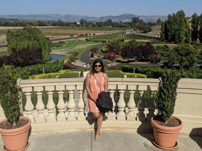 Burgeon Law boss Roma Priya is a travel buff, opens up about her trip to Greece