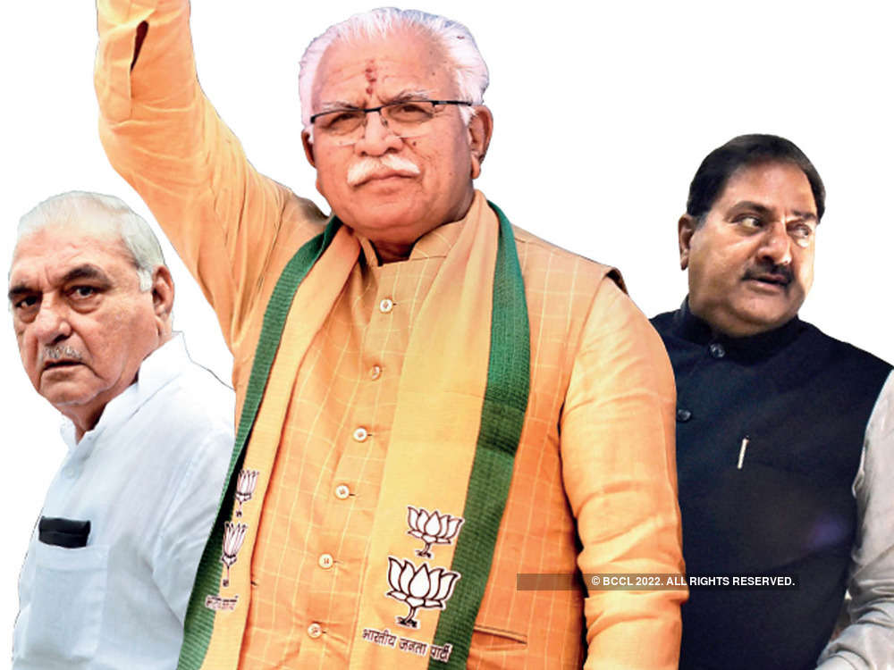 Haryana elections: BJP looking at an easy comeback amid divided Congress & weak INLD
