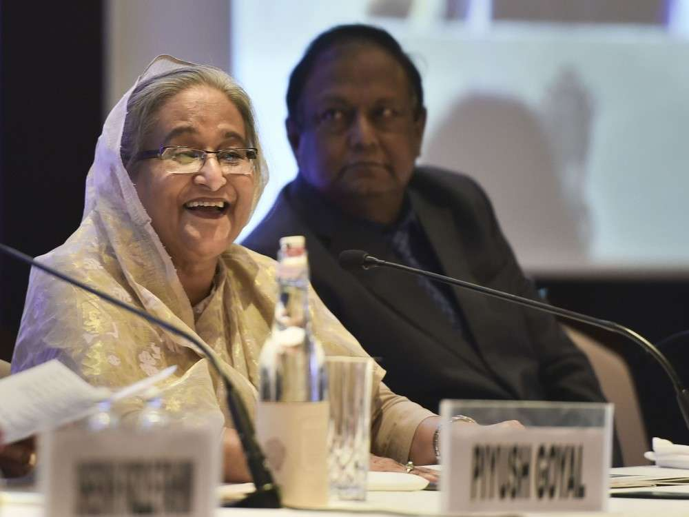 Sheikh Hasina invites Gandhis for Bangladesh's 50th Independence Day celebration