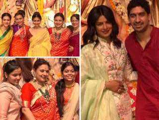 Watch: B-town divas come together for Durga Ashtami