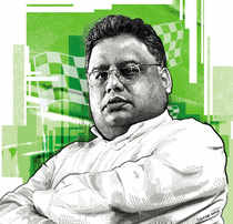 Starting with just Rs 5,000 in his pocket in 1985, Rakesh Jhunjhunwala has scripted one of the biggest success stories on Dalal Street. According to Bloomberg Billionaire Index, Big Bull's net worth stood at over $2.5 billion (Rs 17,500 crore) at the end of August, 2019.  Often referred to as India's own Warren Buffett, the Big Bull owns more than 1 per cent in over 30 stocks, valued at over Rs 13,000 crore.  Let's take a look at the top 10 stocks of the ace investor: