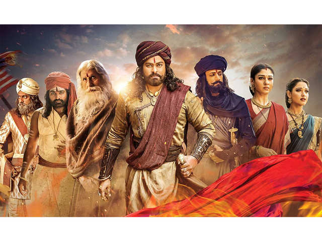 'Sye Raa Narasimha Reddy' review: With gripping action sequences, the film is worth a watch