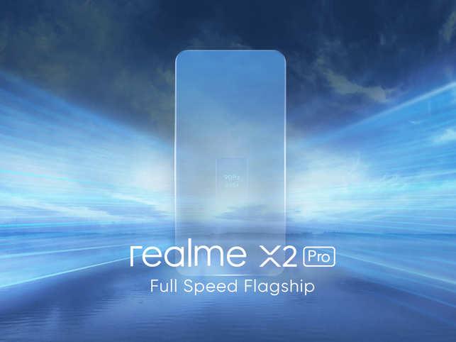 Realme X2 Pro will sport a 64MP quad camera setup on the back. 