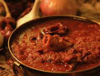 A delectable 'Laal Maas' recipe for your Dussehra celebrations
