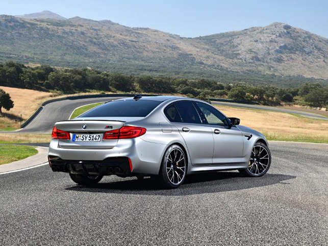 Festive cheer: BMW drives in new M5 Competition to India at Rs 1.55 cr