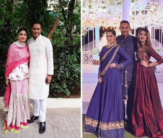 A winter wedding: Sania Mirza's sister to tie the knot with Azharuddin's son in December