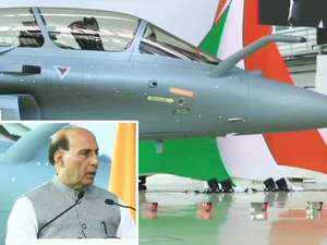 Rajnath Singh on induction of Rafale: It will add further strength to our Air Force