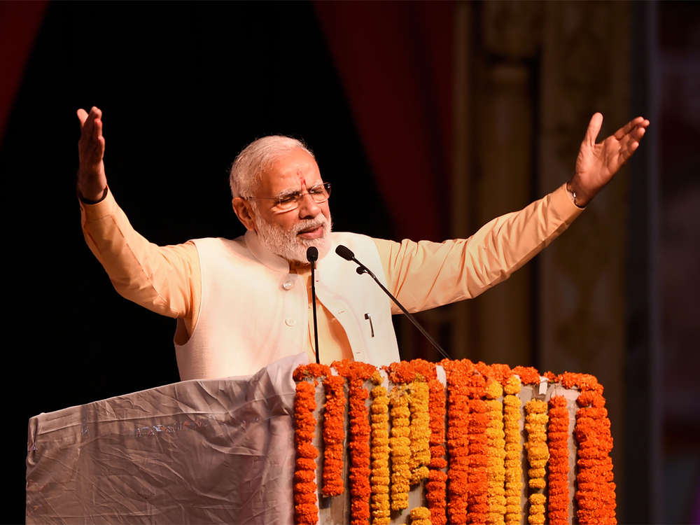 Narendra Modi's four rallies in Haryana next week