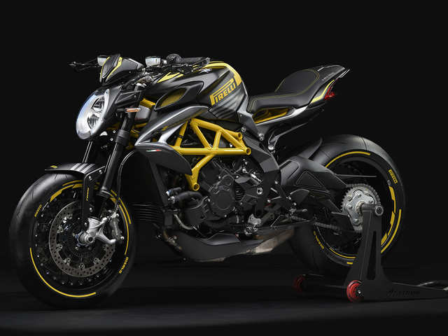 Motoroyale unveils 3 bikes under MV Agusta Dragster Series, starting at Rs 18.73 lakh