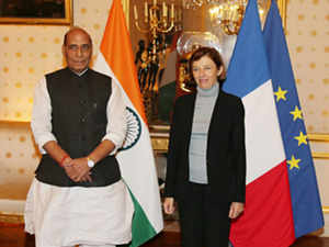 India, France to deepen defence ties; agree to combat terrorism