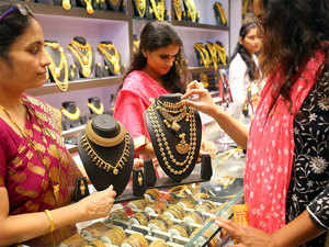 Soaring gold prices put Indian buyers off ahead of Diwali
