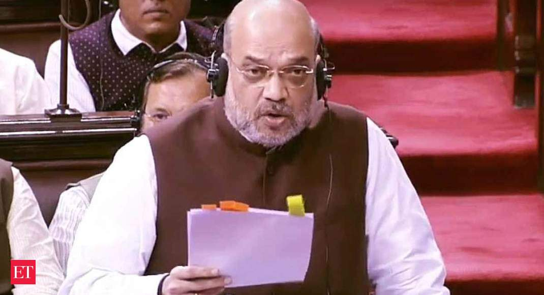 Congress-NCP opposed Modi's great job of abrogating Article 370: Amit Shah