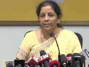 FM Nirmala Sitharaman on PMC Bank scam: RBI taking action, assures depositors speedy resolution