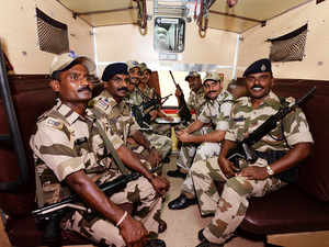 Pay more for paramilitary deployment: MHA to states
