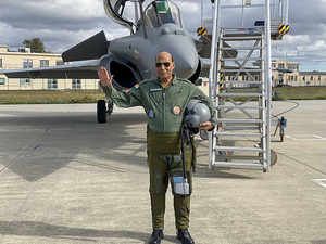 Seven Rafale fighter jets to arrive in India by April-May next year: Rajnath Singh