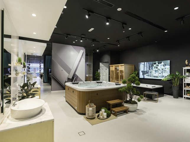 jaquar showroom