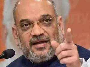 Maharashtra assembly polls: Shah slams Cong-NCP on family politics