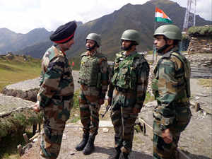 500 terrorists waiting at LoC camps in PoK to sneak into Kashmir: Northern Command chief