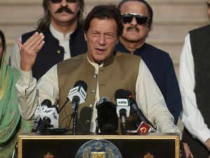 Imran Khan AFP