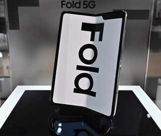 Round two: Rs 1.65L Galaxy Fold sold out in 30 mins for the second time in 2 weeks