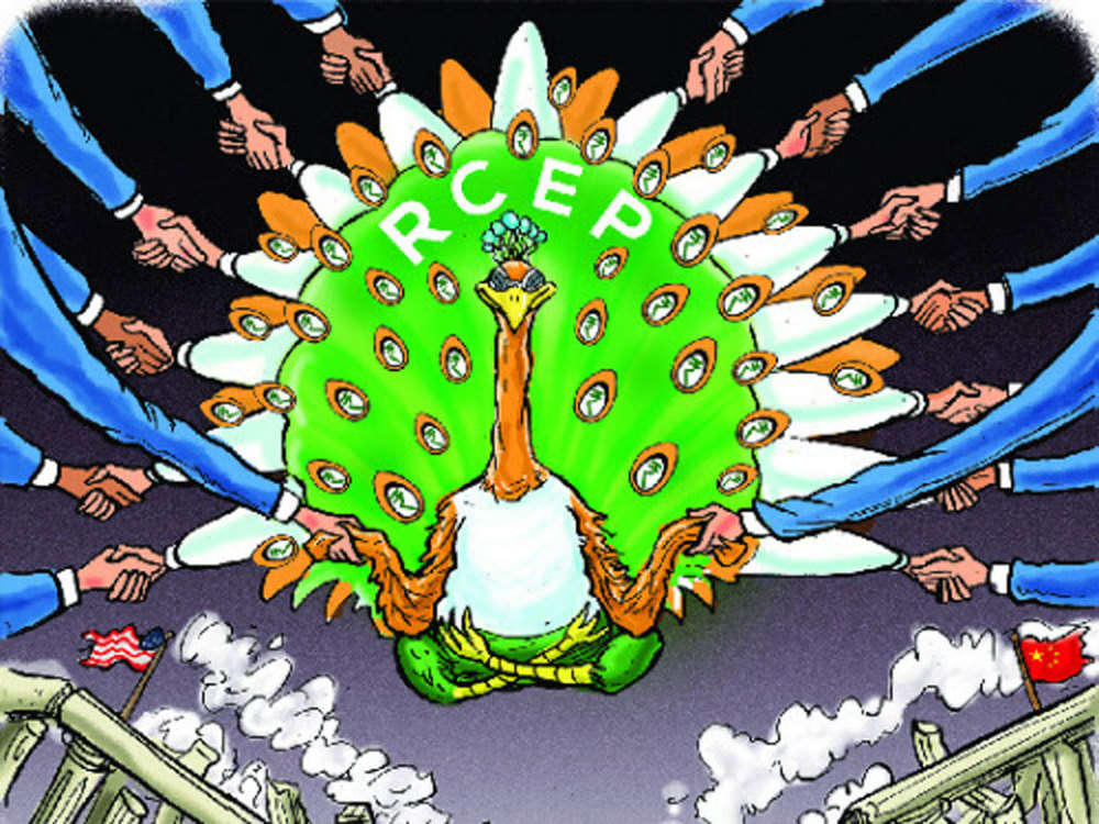 India wants data localisation in RCEP for security interests