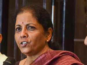 GST might have flaws but cannot damn it now: Finance Minister Nirmala Sitharaman