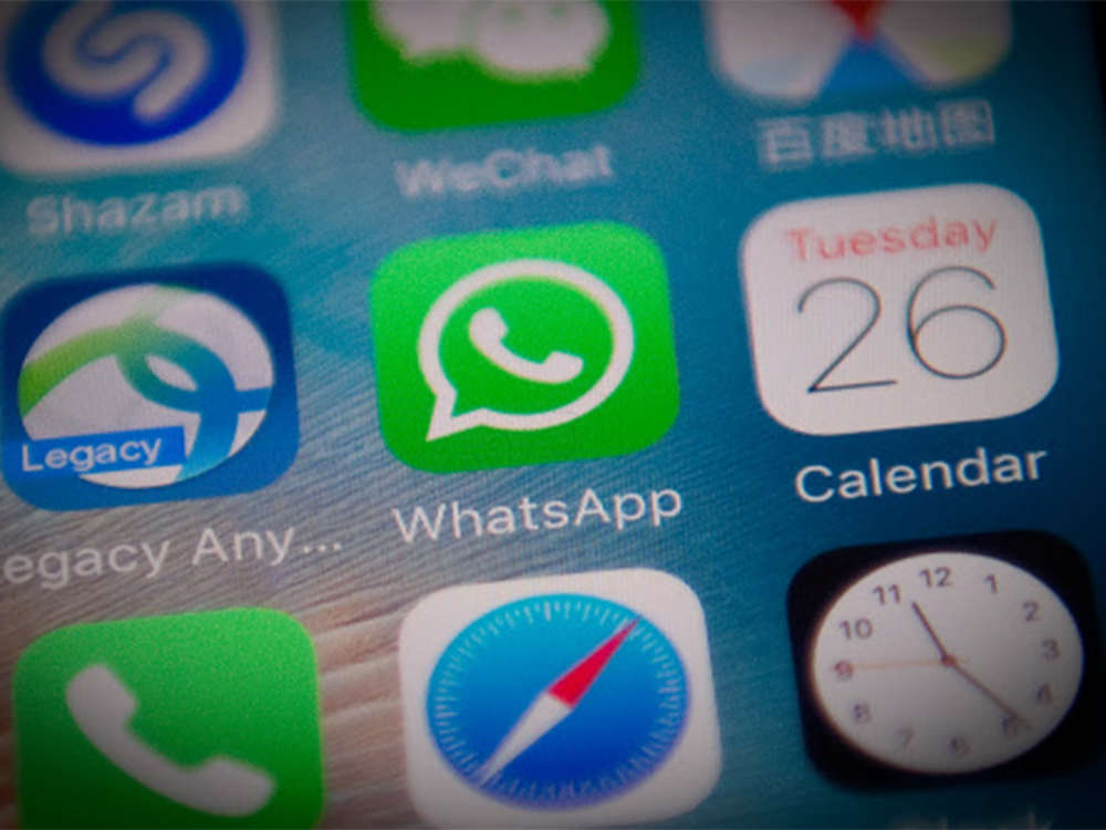 No politics on Whatsapp groups while model code of conduct is in force