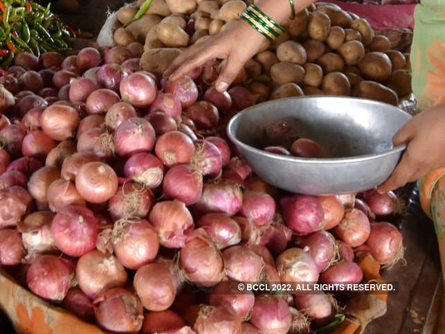 The onion prices started soaring during Navratri when most of North India abstains from onions and garlic. ​