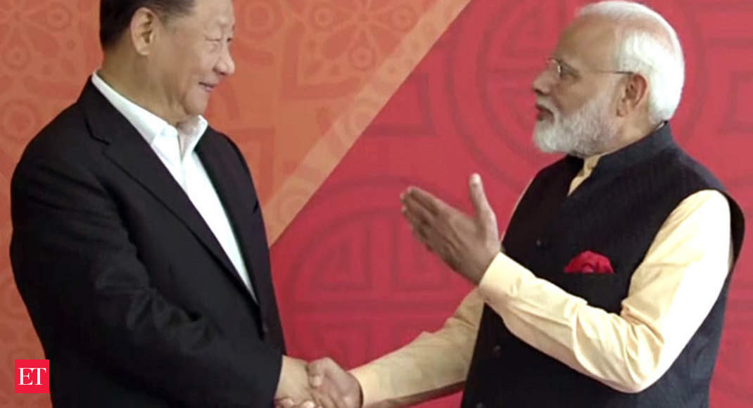 PM Modi accepts Xi's invitation for third informal summit in China