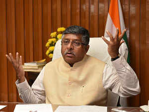 Ravi Shankar Prasad cites success of three films to deny economic slowdown