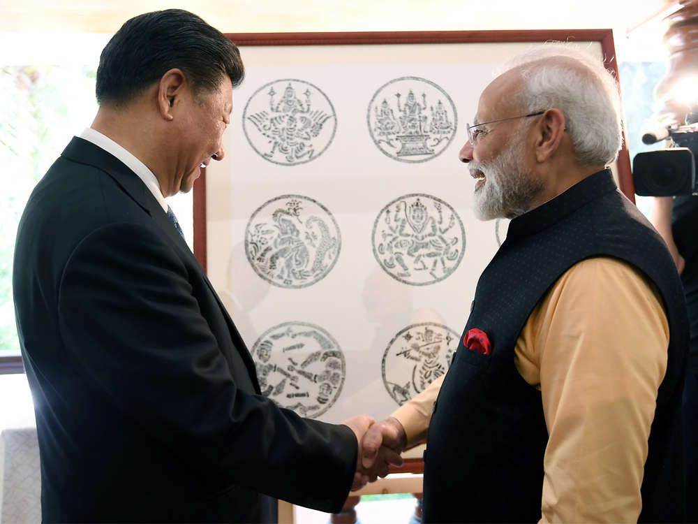 'Dance of dragon, elephant' only correct choice for India, China: Xi Jinping