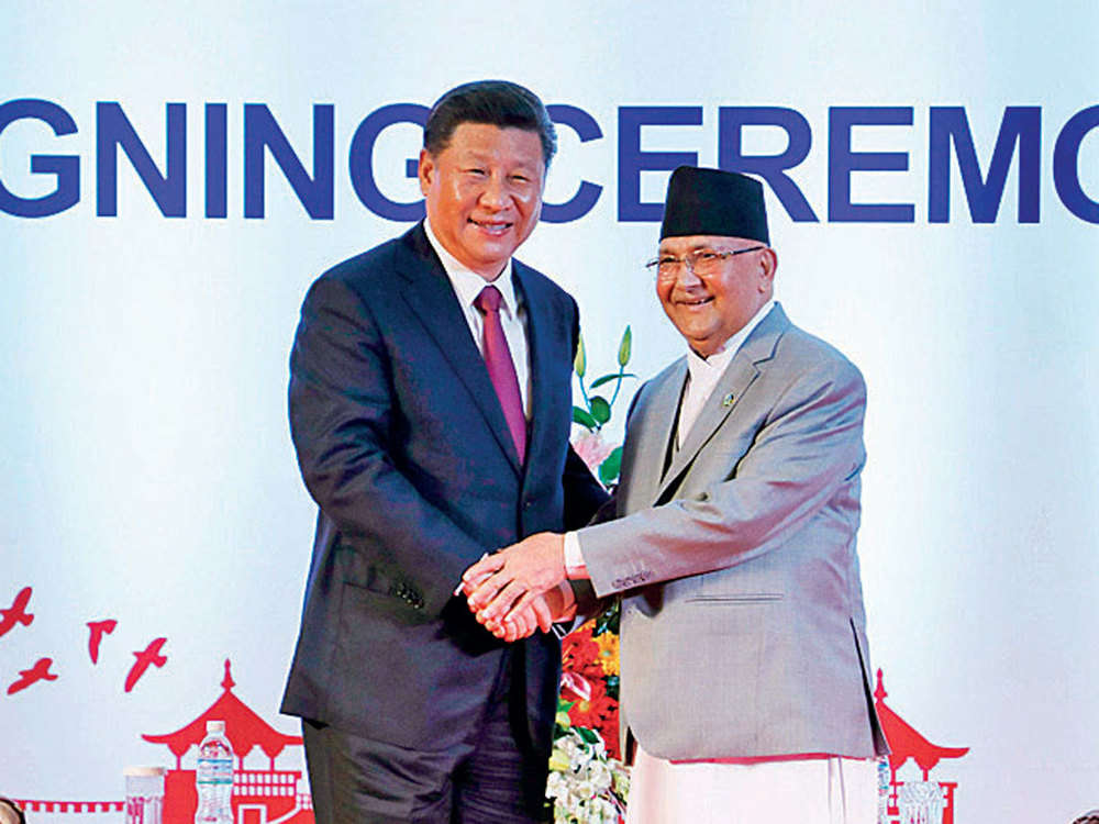 Nepal shelves extradition, border road plans with China