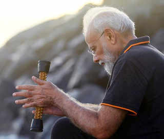 #ICYMI   PM Modi reveals what he was carrying when he went plogging at Mamallapuram beach
