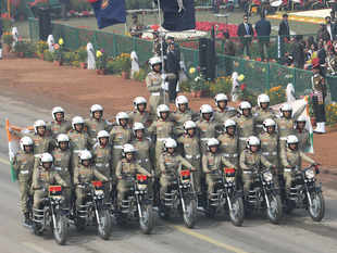 BSF protests non-inclusion of marching contingent in RD parade 2020