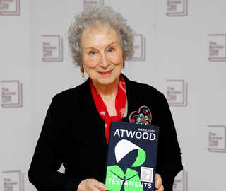 Margaret Atwood's 'The Testaments' favourite choice to win Booker Prize in fiction category