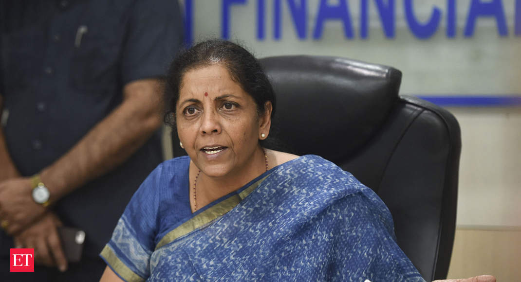 Nirmala Sitharaman urges big firms to clear Rs 40,000 crore MSME dues