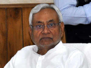 Nitish Kumar holds high-level meeting on water-logging; errant officials face music