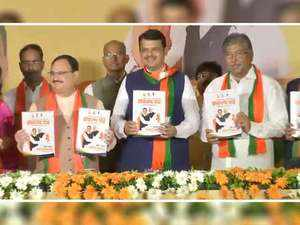 Maharashtra assembly polls: BJP's manifesto proposes Bharat Ratna for Savarkar
