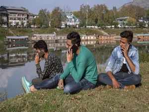 Mobile Kashmir