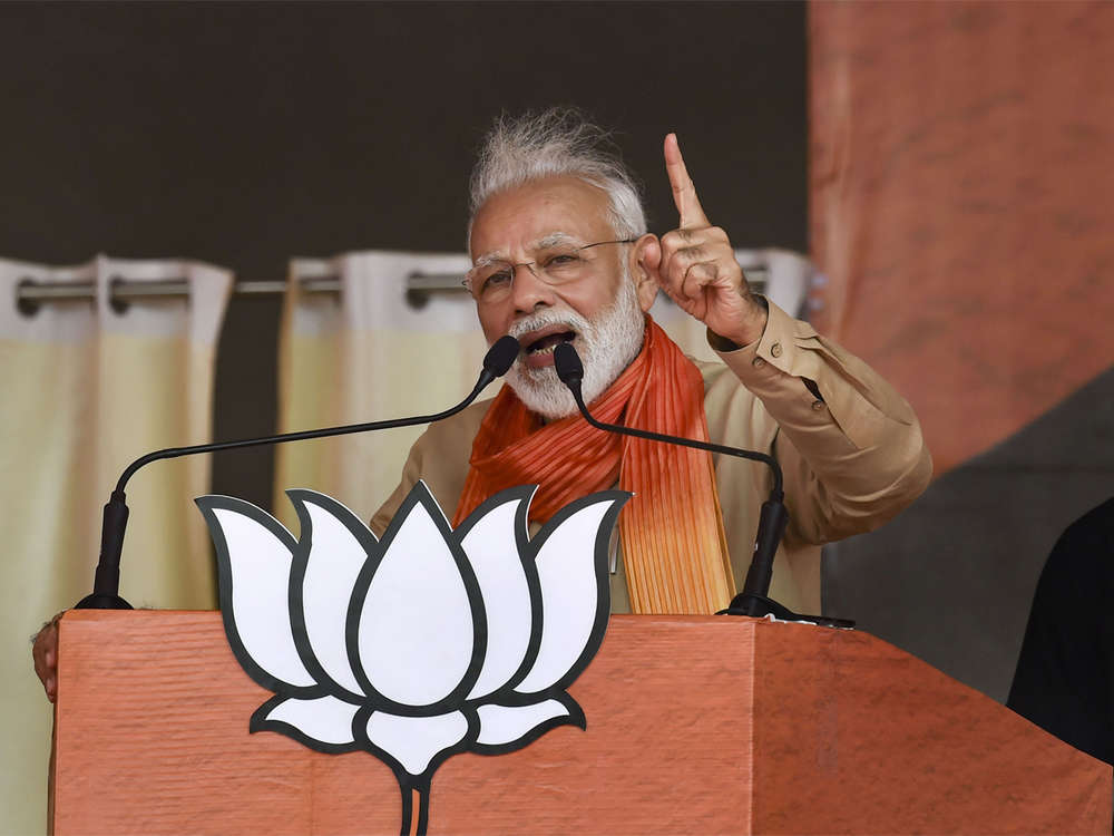 India will not allow water to flow to Pakistan: Modi