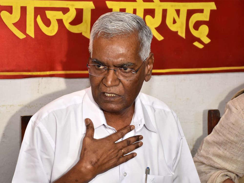 After Savarkar, BJP may propose Bharat Ratna for Nathuram Godse: D Raja