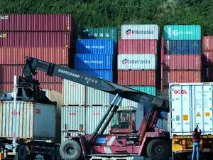 Trade deficit narrows to $10.86 billion in September; Exports dip 6.57%, import contracts 13.58%