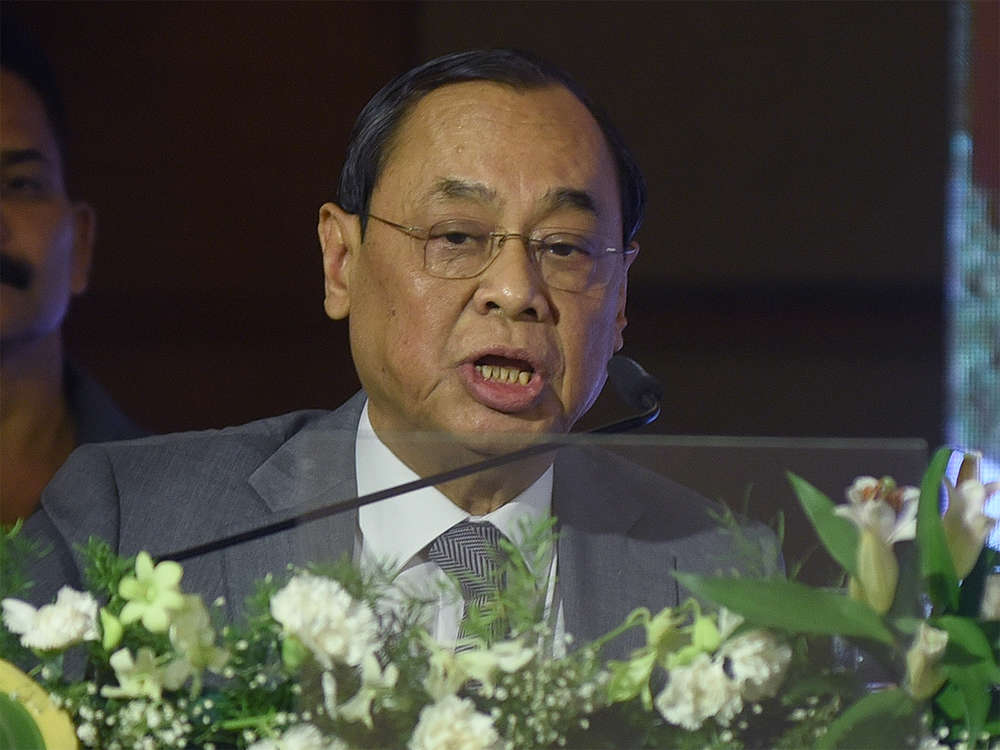 Ayodhya title case :CJI Ranjan Gogoi threatens to end arguments