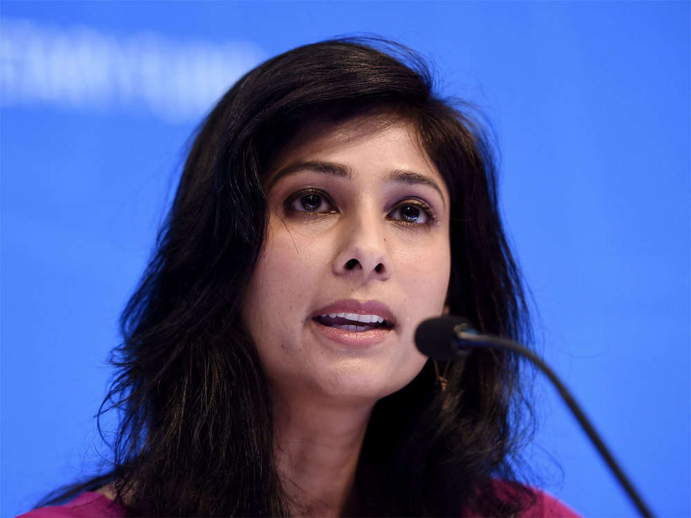Important for India to keep fiscal deficit in check: Gita Gopinath