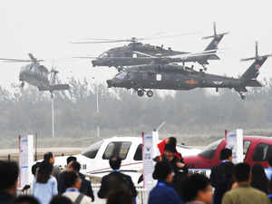 INS multi-role chopper project assumes urgency, after China displays Z-20