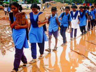 Students Water BCCL
