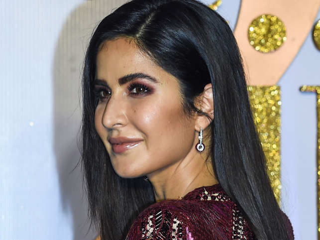 'It's finally here': Katrina's new make-up line finds a sweet spot between comfort and glamour.