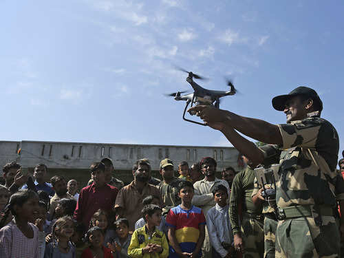 Indian Army plans to procure drones to counter enemy threats