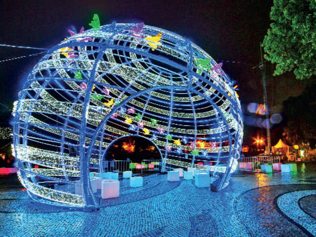 From Grand Prix to the light festival: 5 reasons to head to Macao this winter